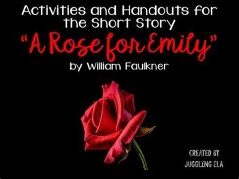 Hot Essays: A Rose for Emily by William Faulkner Essay
